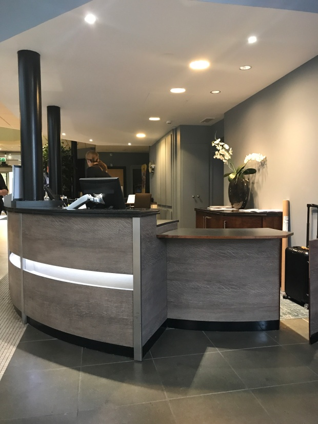 DE VERE WOKEFIELD ESTATE reception
