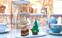 St Ermins Festive Afternoon Tea